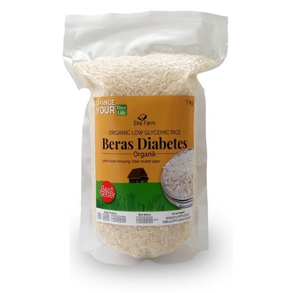 Menderita Penyakit Diabetes, Yuk Lebih Rutin Mengkonsumsi Beras Diabetes