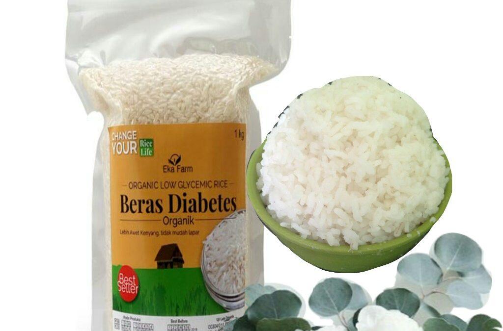 Beras Putih Organik, Beras Khusus Untuk Penderita Penyakit Diabetes